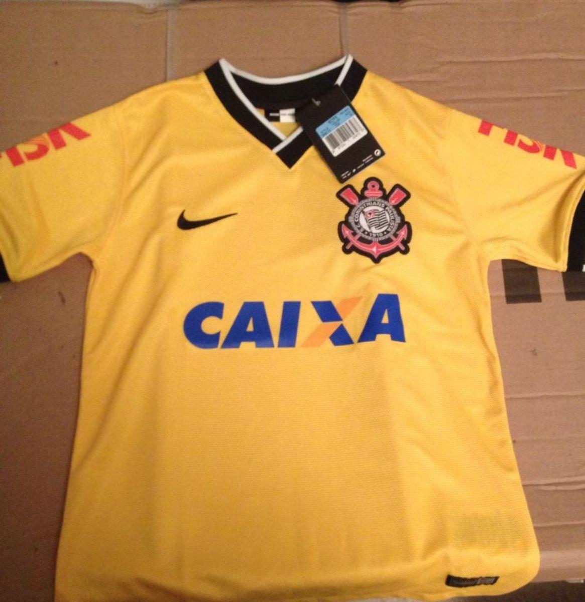 camisa corinthians iii amarela - menino nike.  Czm6ly9wag90b3muzw5qb2vplmnvbs5ici9wcm9kdwn0cy82njc1mzivmjdjntjiownhmzfimgexntqwntcwyzexztu5zdg1mguuanbn 01436807c7a67