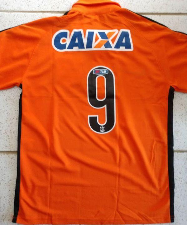 Camisa Corinthians Laranja Tamanho P  b6162e7b44f21