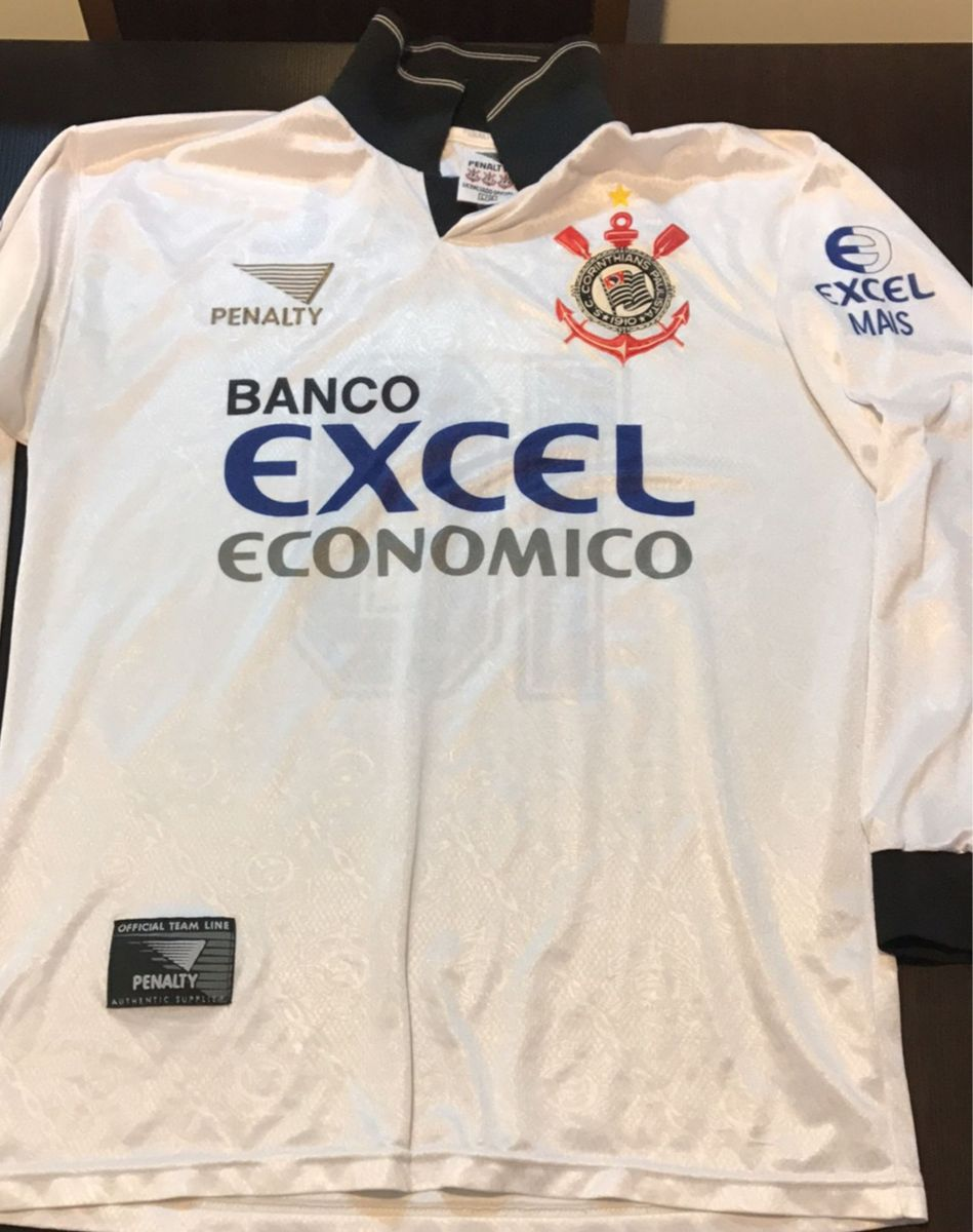 camisa corinthians penalty temporada 97 - esportes penalty ff3361254f553