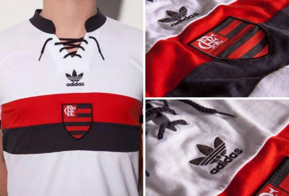 Camisa Cr Flamengo - Adidas Originals Mengão Retrô 1938  9caafdbdeebd2