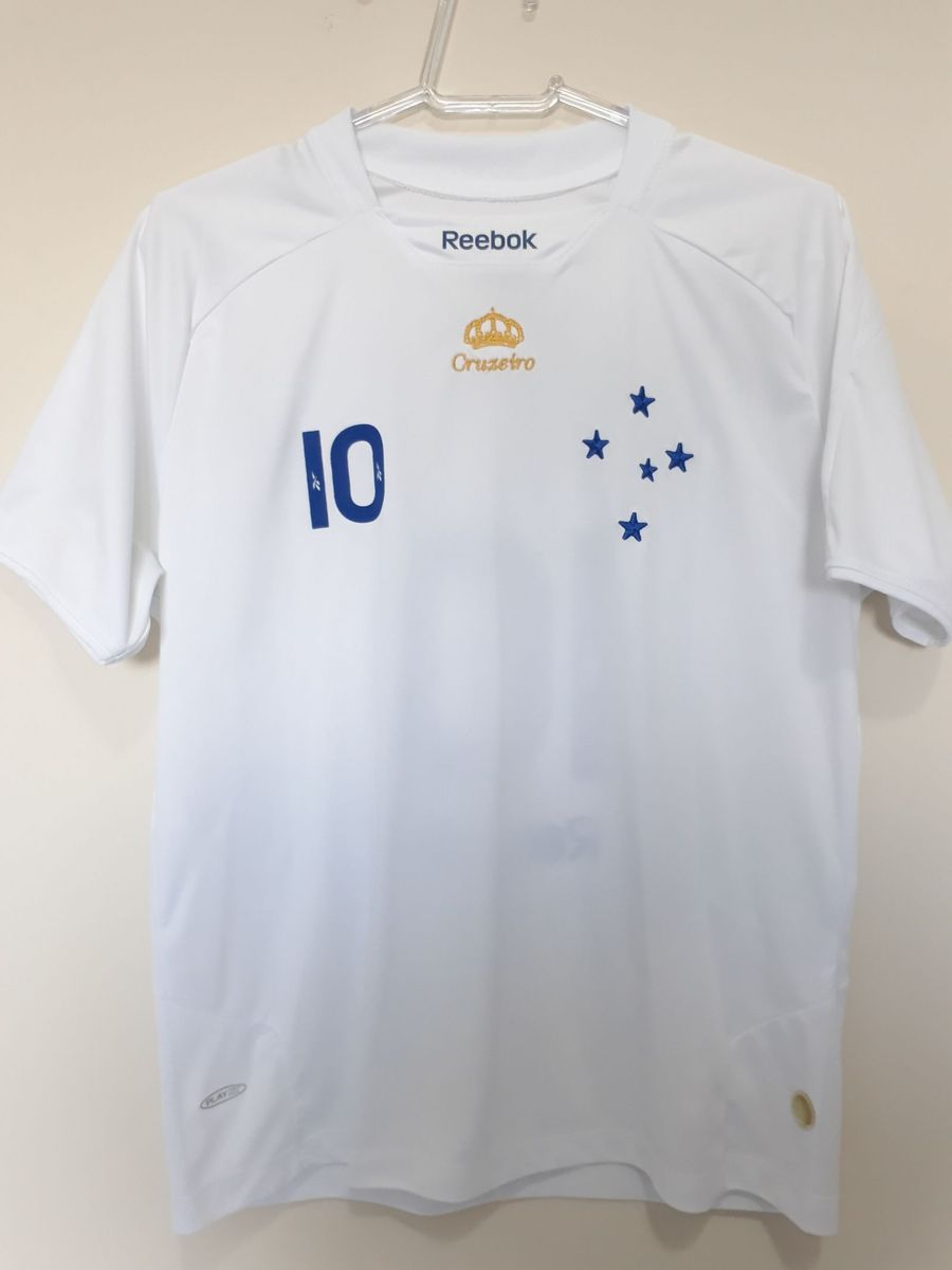 camisa cruzeiro feminina original. - camisas reebok a9c46abd06ae8