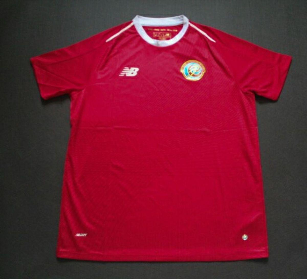 3ffc9d241d camisa da costa rica importada pronta entrega - esportes new balance