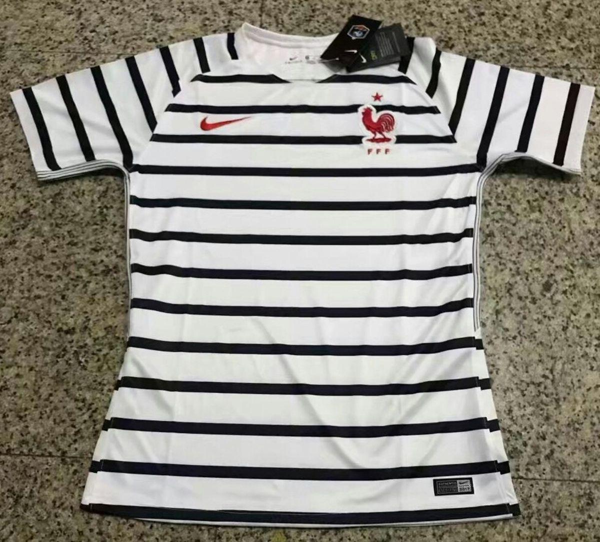 camisa da frança treino importada pronta entrega - esportes nike 4cd9aa533bf7c