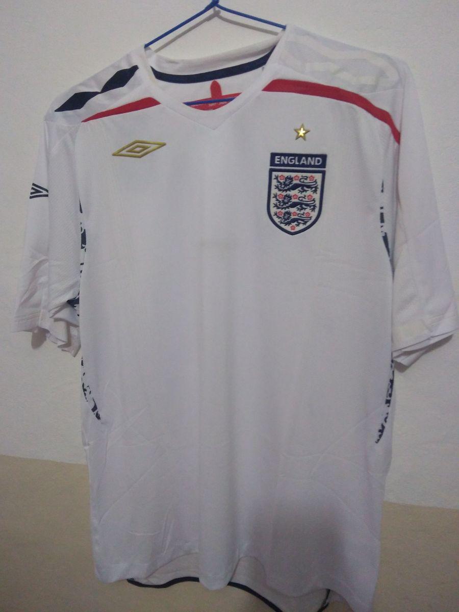 camisa da inglaterra serie especial gg - esportes umbro 43f33cde3f729