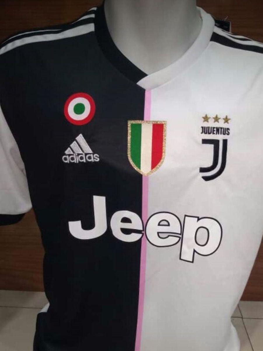 469a689f6d camisa da juventus de turim branca e preta importada pronta entrega - esportes  adidas