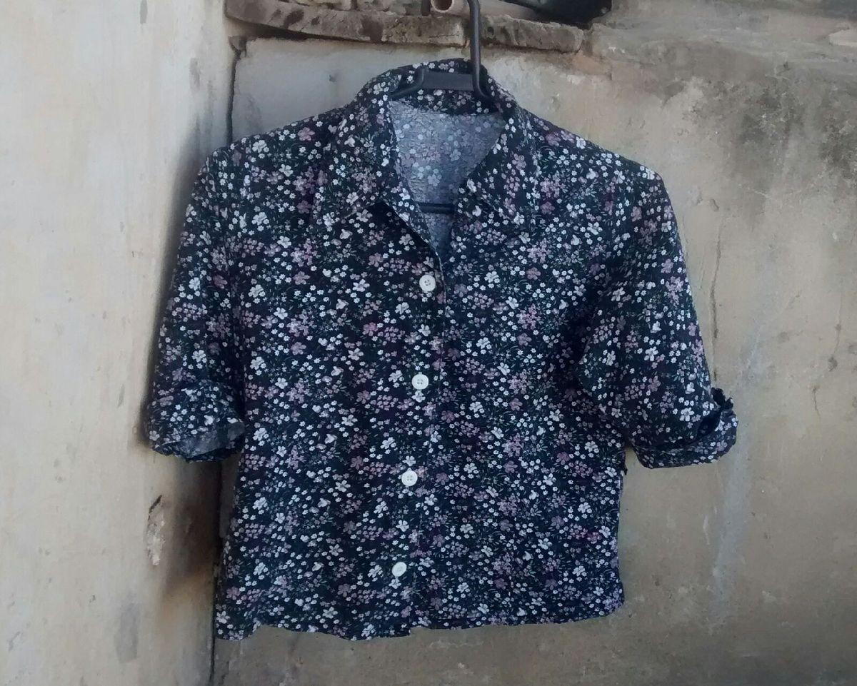 camisa de botões - camisas m.e