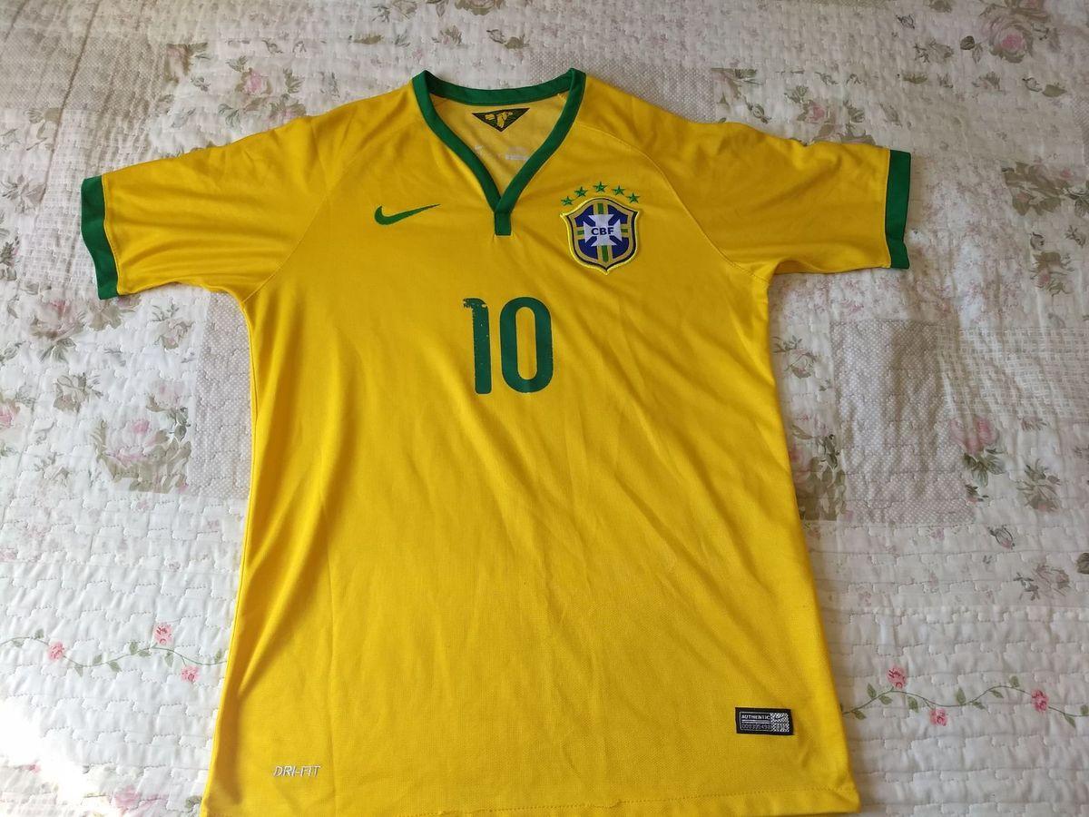 e46e524034 camisa de futebol seleção brasileira original - esportes nike
