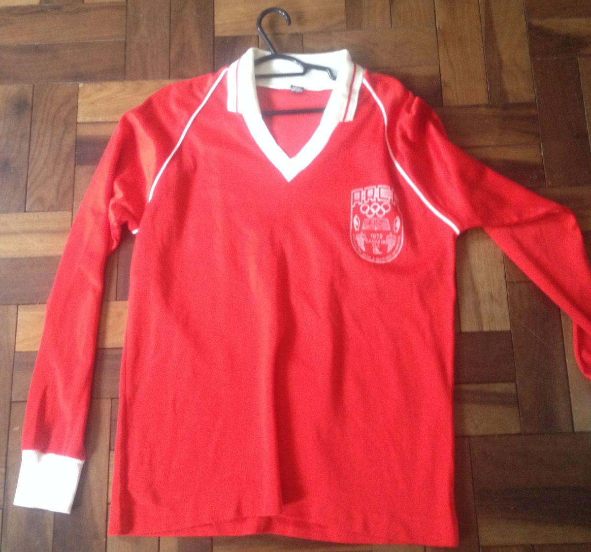 731a187e3e4c4 camisa de futebol vintage - arca 72 caxias do sul - camisetas sem marca