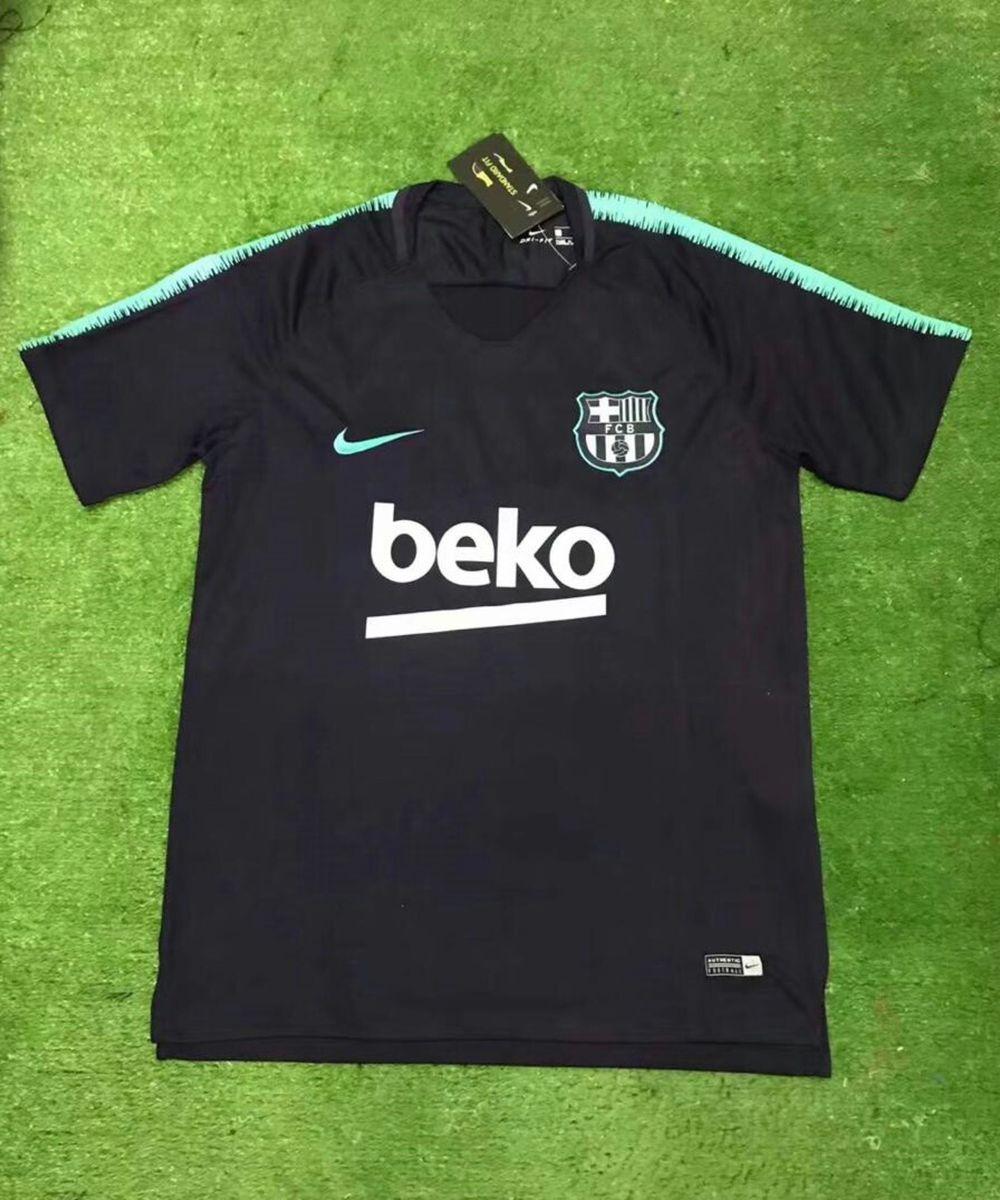 06b8adeacd camisa do barcelona preta 2 original importada pronta entrega - esportes  nike