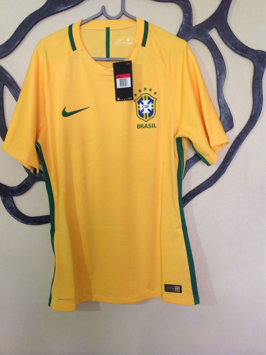 camisa do brasil aeroswift (jogador)original - camisas nike ad70e082dc310