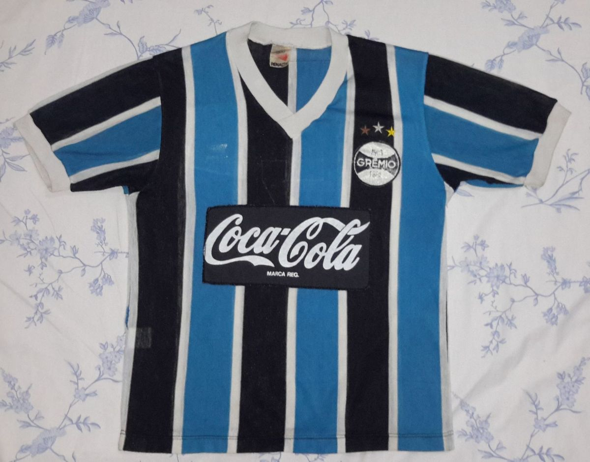 camisa do grêmio - 1989 (oficial) - (baby look) - camisas penalty 8f96203419dd4