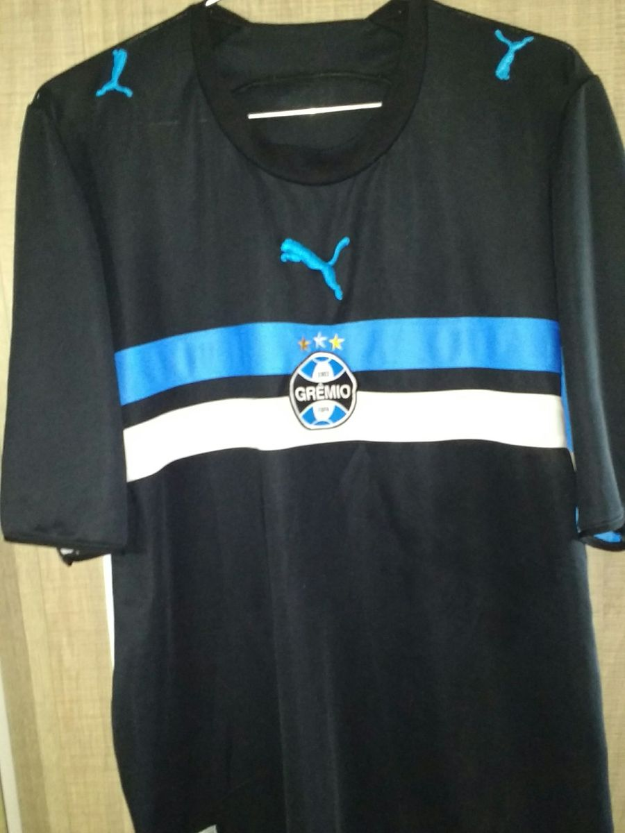 4907137073c0e camisa do grêmio shadow 2006 2007 tam gg(serve g) - esportes puma