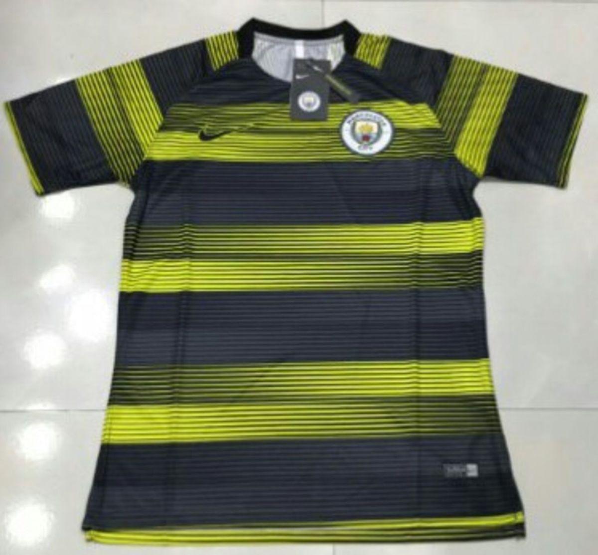 camisa do manchester city treino importada pronta entrega - esportes nike 793dd08fcf674