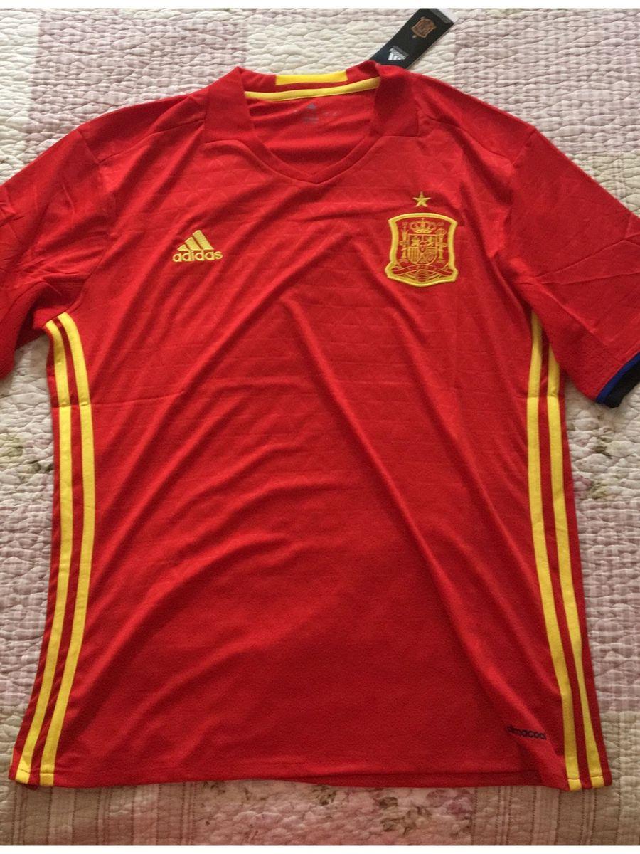f473419325 camisa espanha home - camisas adidas.  Czm6ly9wag90b3muzw5qb2vplmnvbs5ici9wcm9kdwn0cy84nzqzotqzlza0ymvim2nhmwmyymfkyza4otyzzdc1ntnhyjuzmjkzlmpwzw  ...
