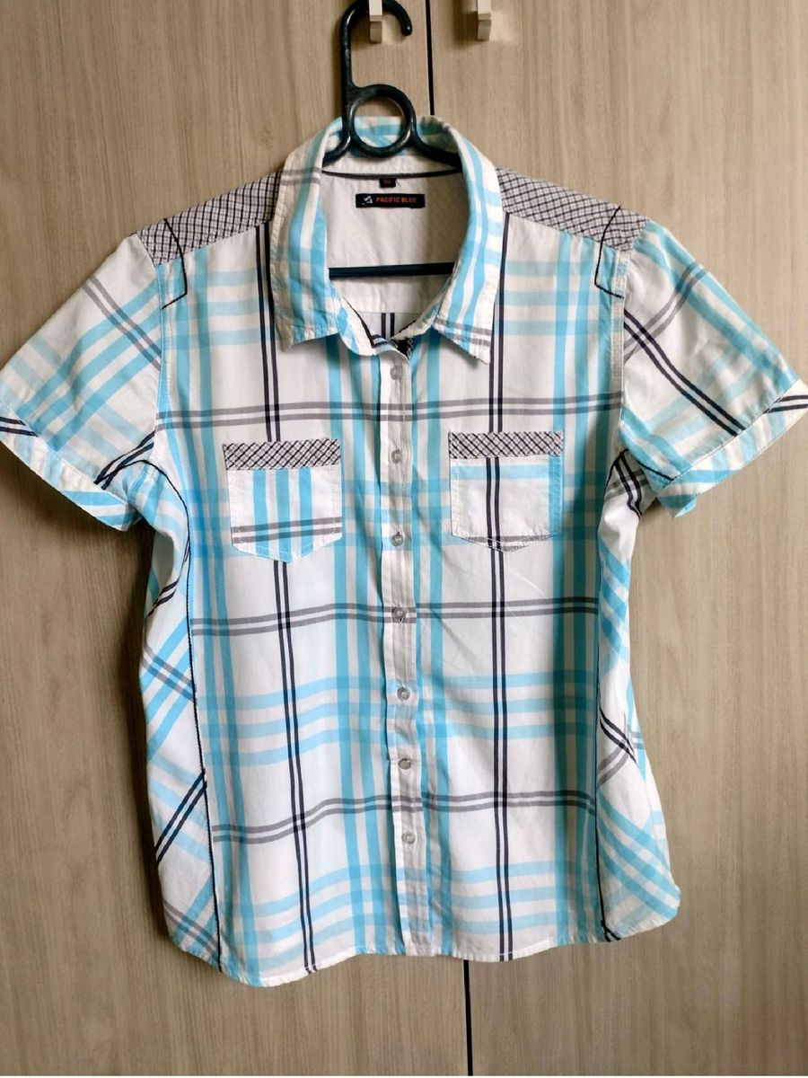 camisa fashion. - camisas blue pacific.