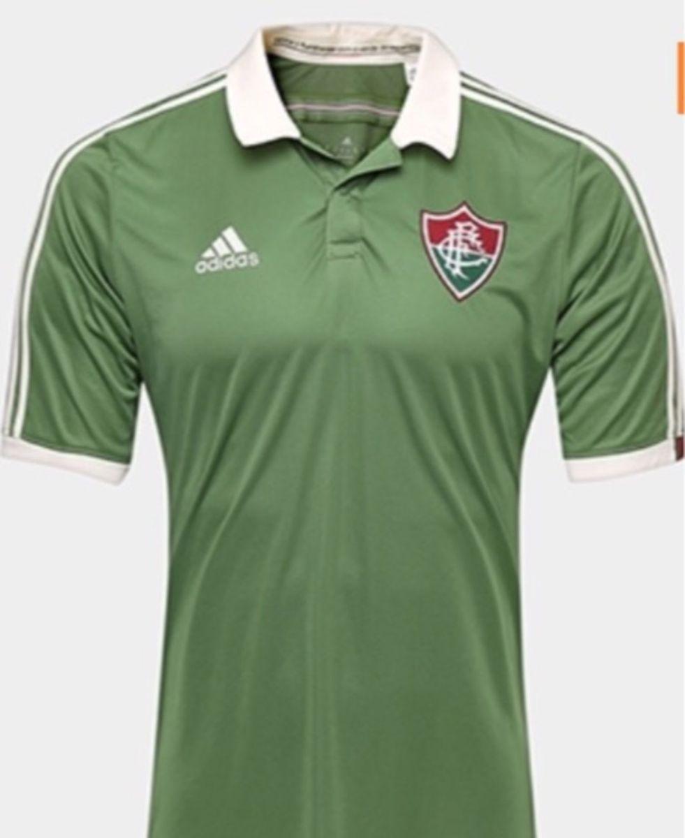 camisa fluminense masculina original - camisas adidas 5153e02b20a92
