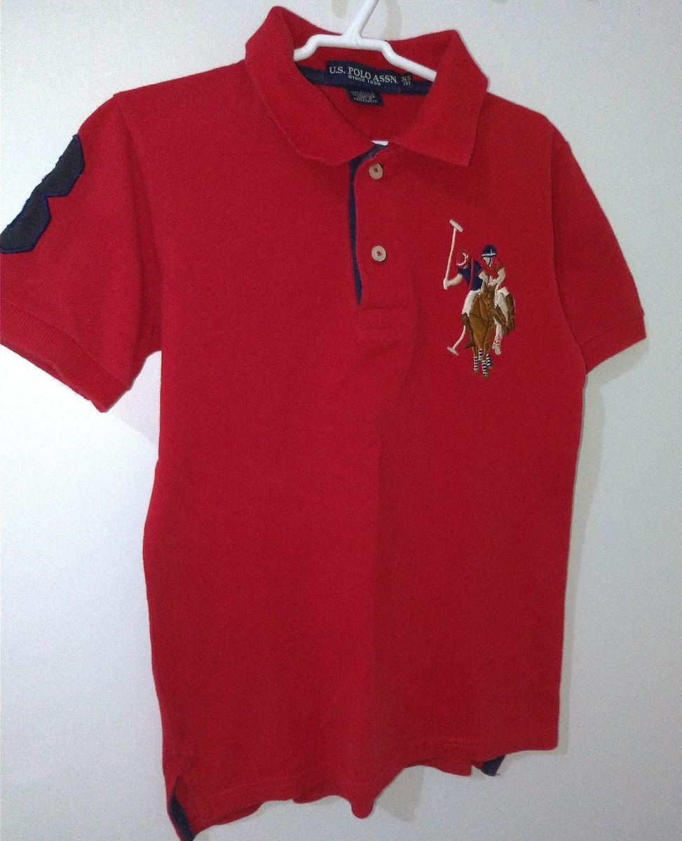 camisa gola polo - menino polo-ralph-lauren
