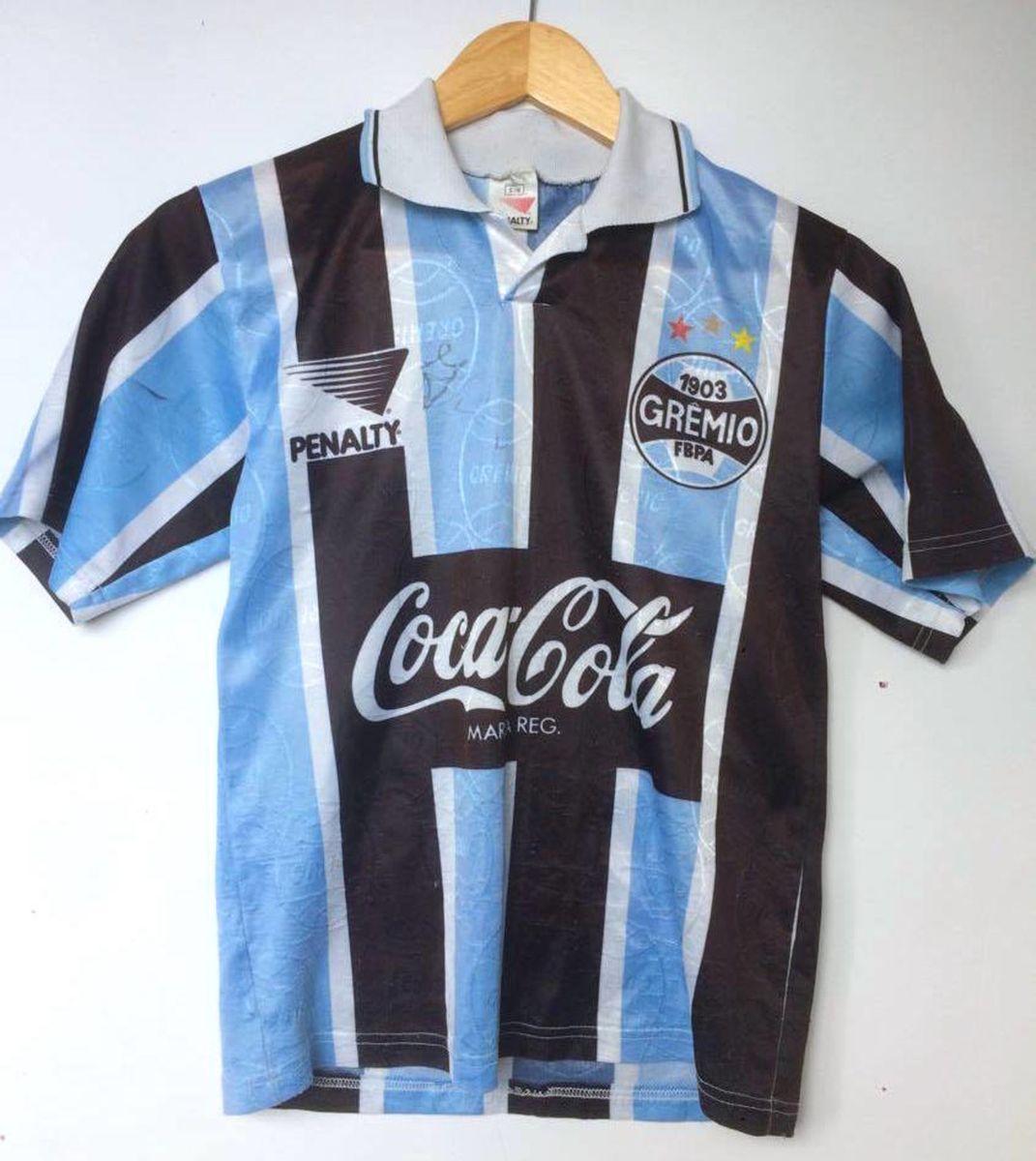camisa grêmio 1994 penalty - camisas grêmio penalty 41a9d97598e78
