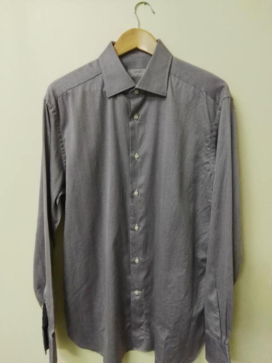 camisa gritti by ermenegildo zegna - camisas ermenegildo-zegna