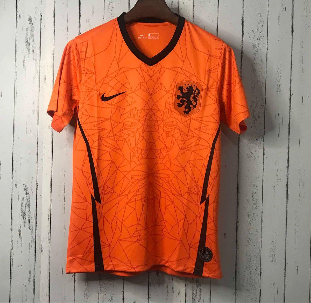 Automáticamente Trascendencia Tanga estrecha  Camisa Holanda L 20/21 Torcedor | Camiseta Masculina Nike Nunca Usado  43603967 | enjoei