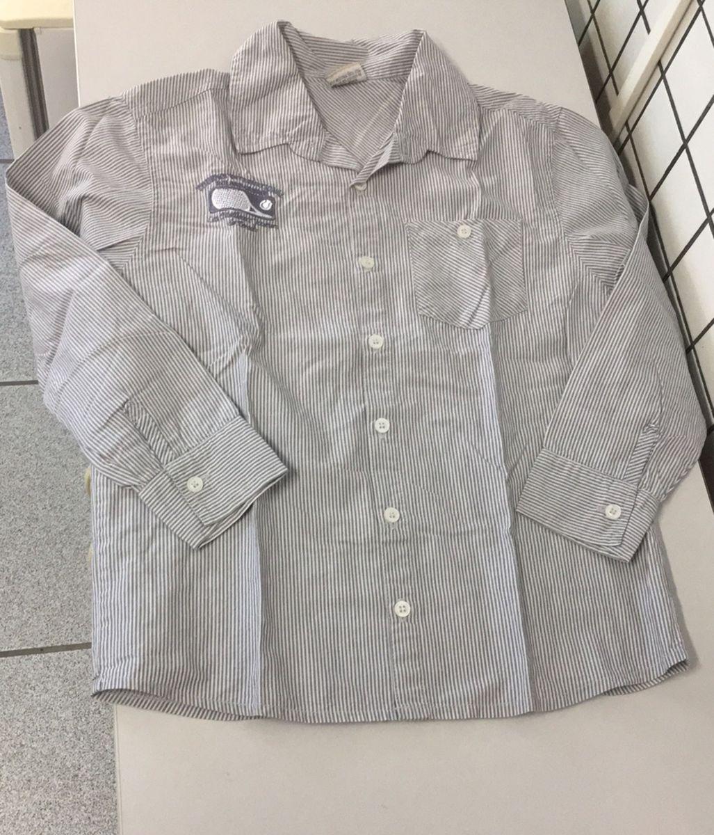944395d3b47 camisa infantil tamanho 12 milon - infantil - menino milon