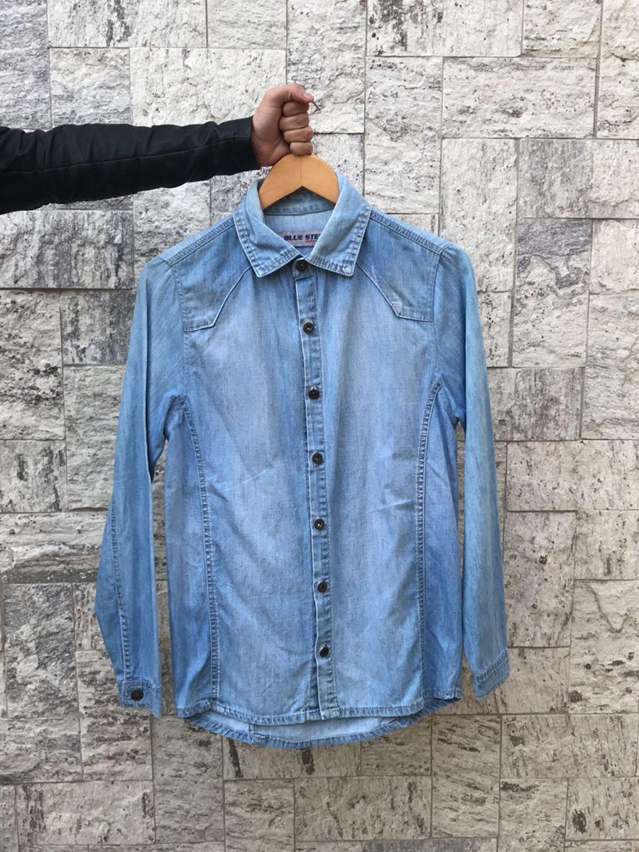 0c9c4bfcd9ae56 camisa jeans azul claro - camisas renner.  Czm6ly9wag90b3muzw5qb2vplmnvbs5ici9wcm9kdwn0cy82nte2otm5l2m3n2e2nwm4ztmznwzmmdgzmmi1zmy4otnmzwu0zjqxlmpwzw