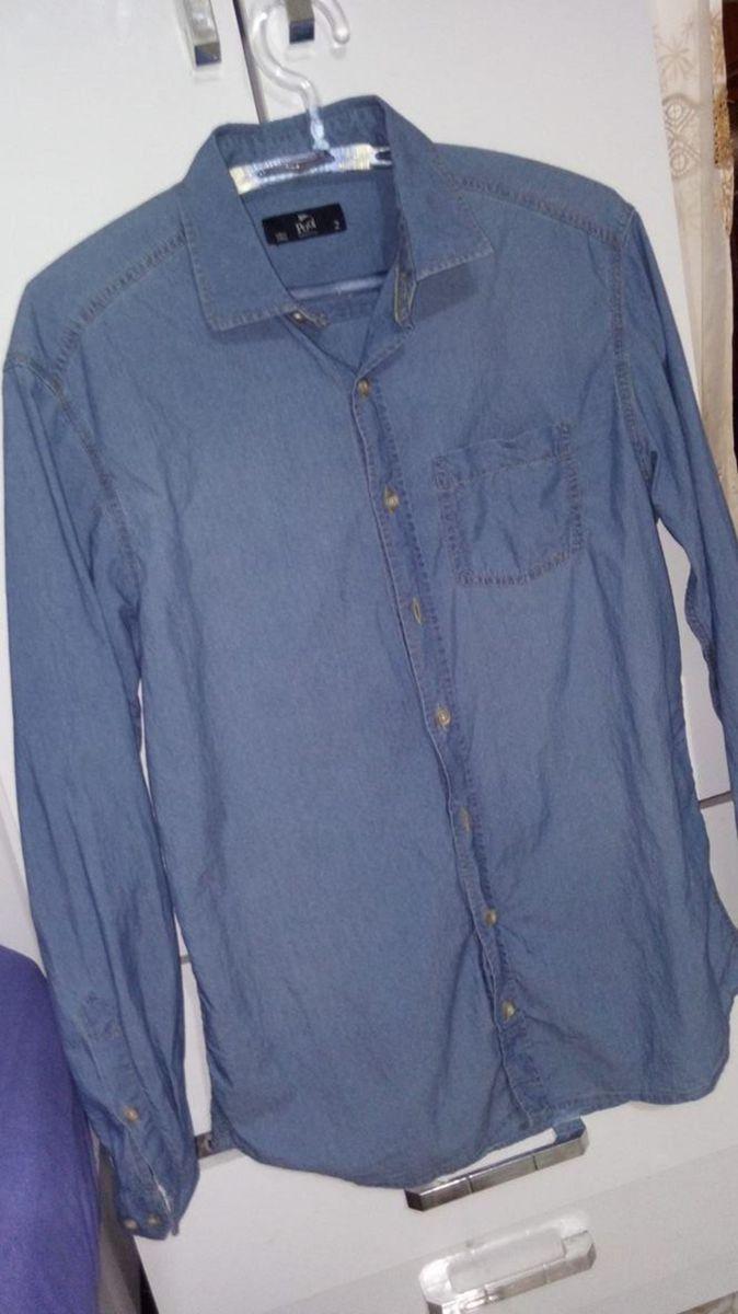 camisa jeans pool originals - camisas pool.  Czm6ly9wag90b3muzw5qb2vplmnvbs5ici9wcm9kdwn0cy82ndu4njc4lzhmndc4ztg4mjkzy2exmmnmotdhodbmnzezmdgxotdjlmpwzw  ... edbd9e5ed7499