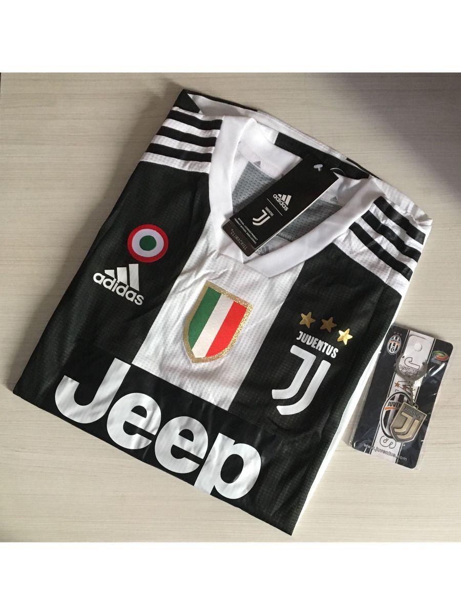 5b53711583 camisa juventus jogador home 18 19 cristiano ronaldo - camisetas adidas