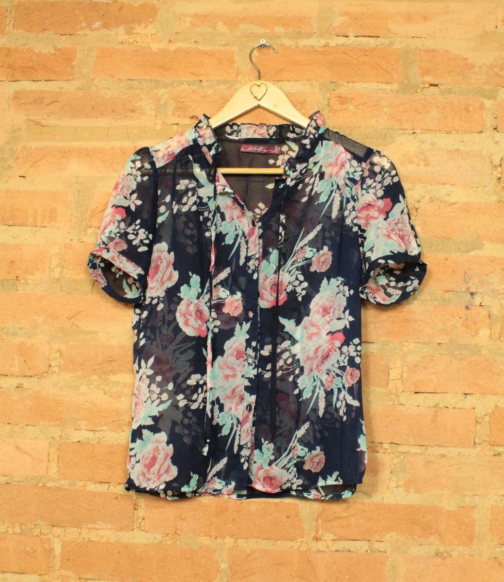 camisa khelf floral - camisas khelf