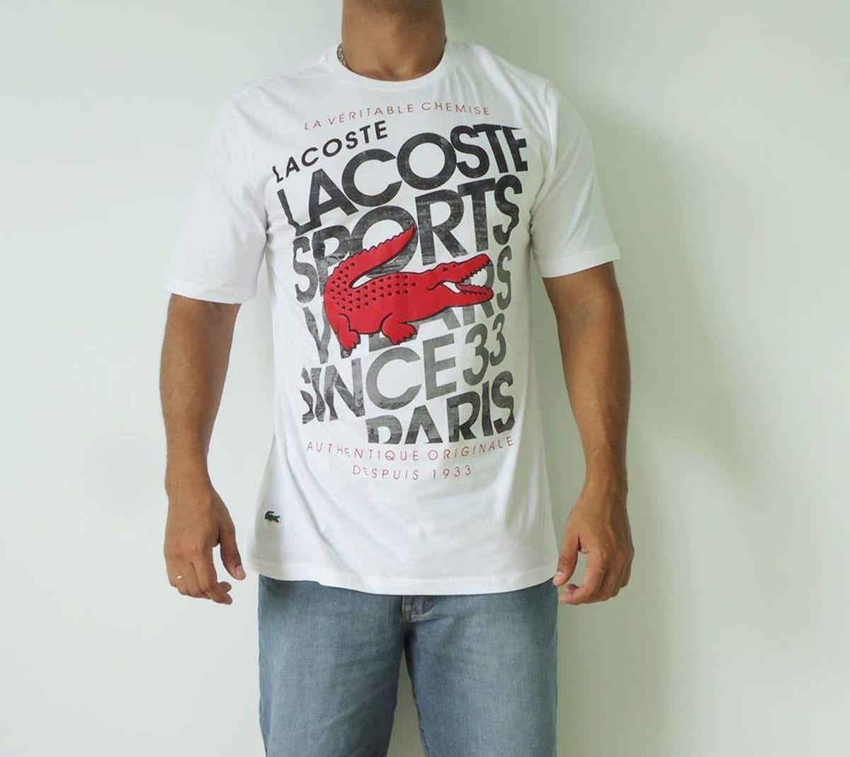 camisa lacoste live estampada - camisas lacoste.  Czm6ly9wag90b3muzw5qb2vplmnvbs5ici9wcm9kdwn0cy81mtcxmjqzlzhlm2rhnthlndu1yju1otlimta2zgy4ndazzja0nmvjlmpwzw  ... 1e246fa028