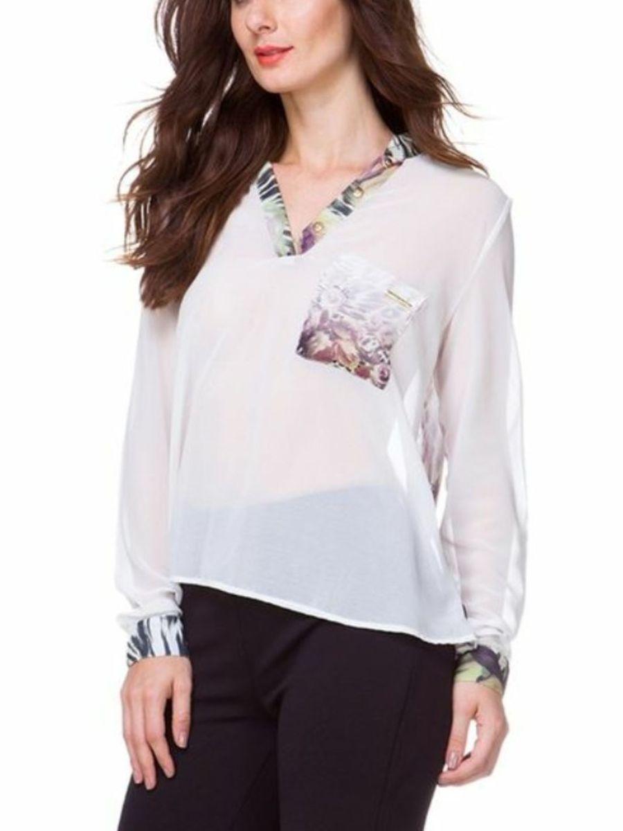 63ce1dfca6a6 Camisa Lança Perfume Luxo Nunca Usada | Camisa Feminina Lanca ...
