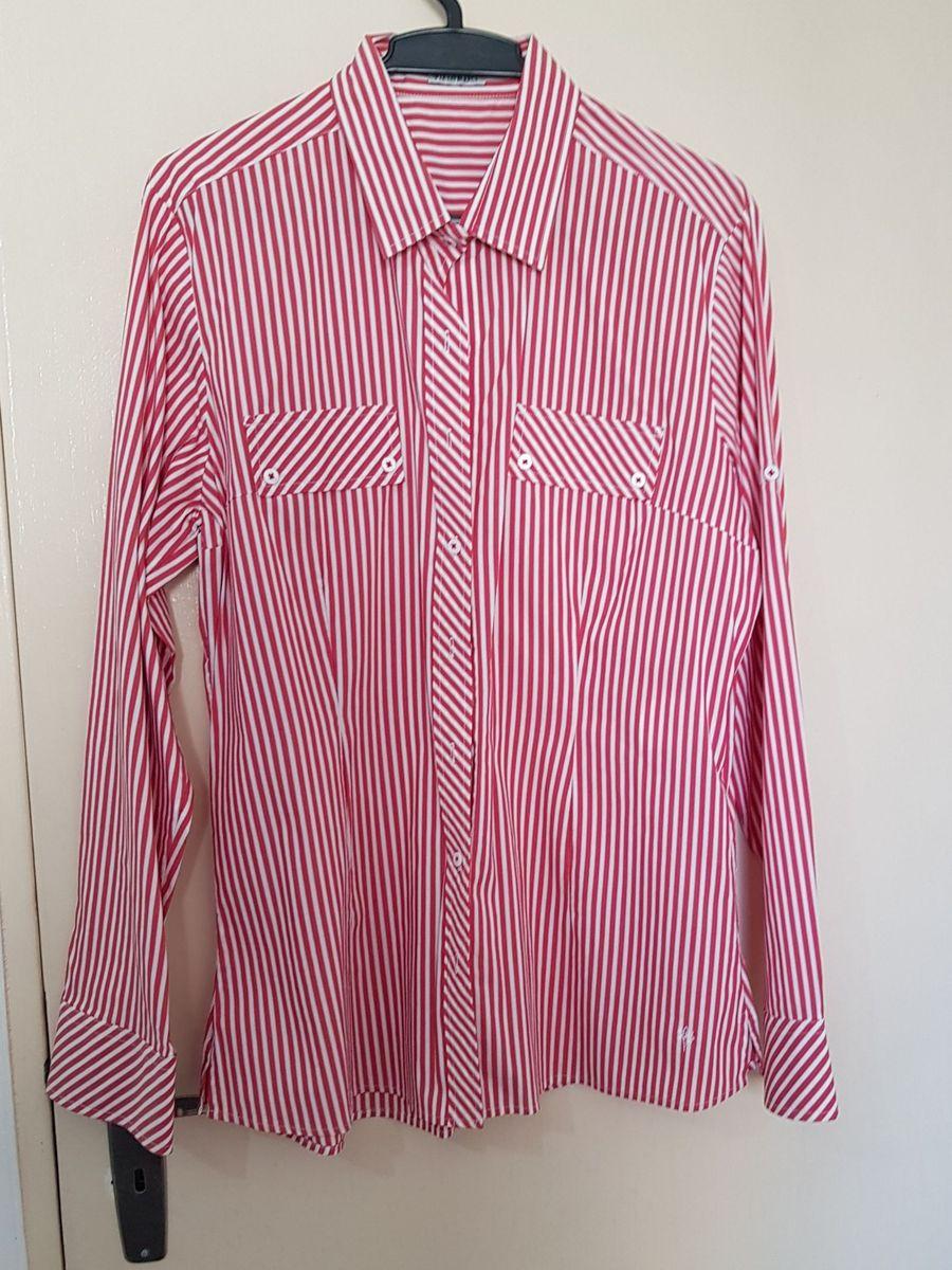 7a284082c camisa listrada le lis blanc - camisas le lis blanc