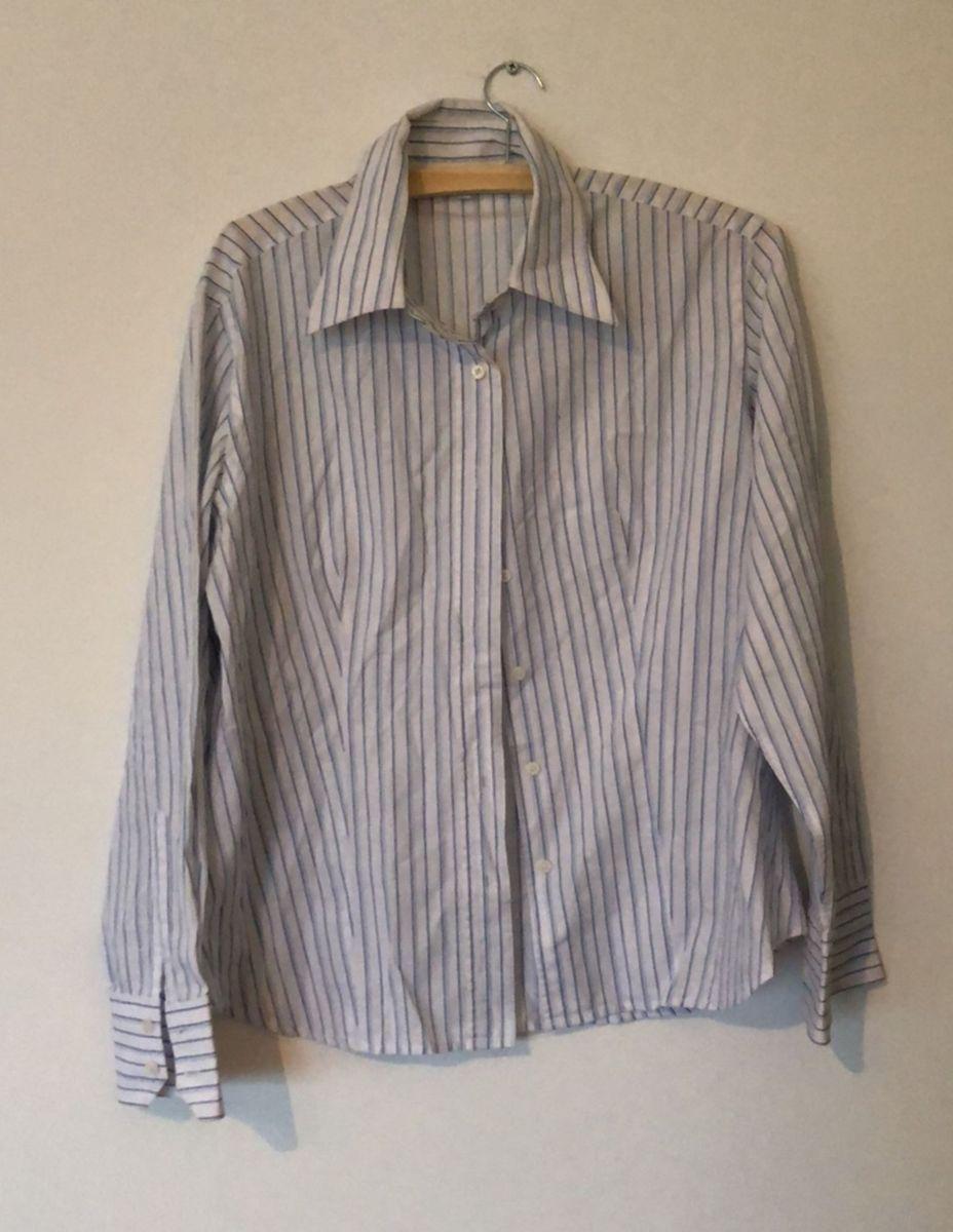 6d1a4ba29 camisa listrada - camisas les lis blanc.  Czm6ly9wag90b3muzw5qb2vplmnvbs5ici9wcm9kdwn0cy8ymjqync9jy2ixztrlnjq3y2y2mdzjngzkmgqwn2q5zwzhztu0ny5qcgc  ...