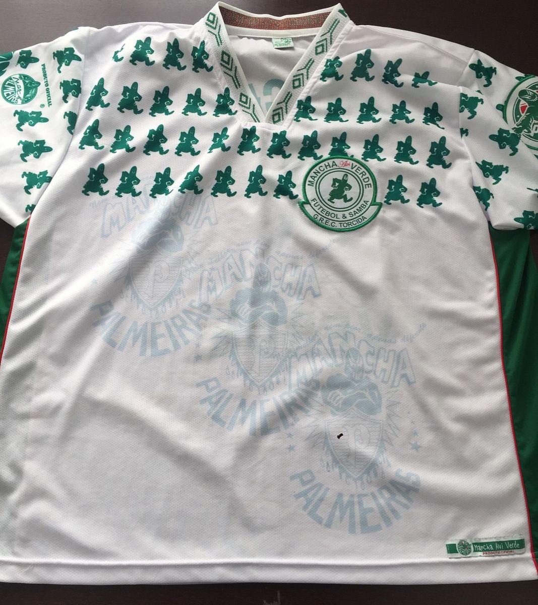 d825e0e592 camisa mancha verde modelo tradicional palmeiras - esportes mancha-verde