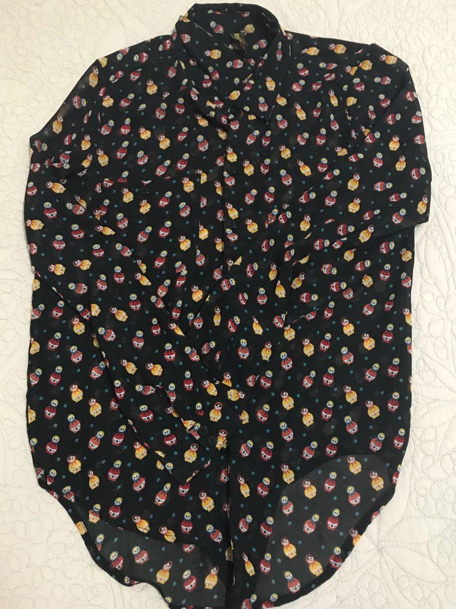 7f317f316 camisa matrioskas - camisas marisa.  Czm6ly9wag90b3muzw5qb2vplmnvbs5ici9wcm9kdwn0cy84ndeyoty5lzmwzde1ndu2ogy2yjazm2u3zjjly2vjytywnti5nmi3lmpwzw  ...