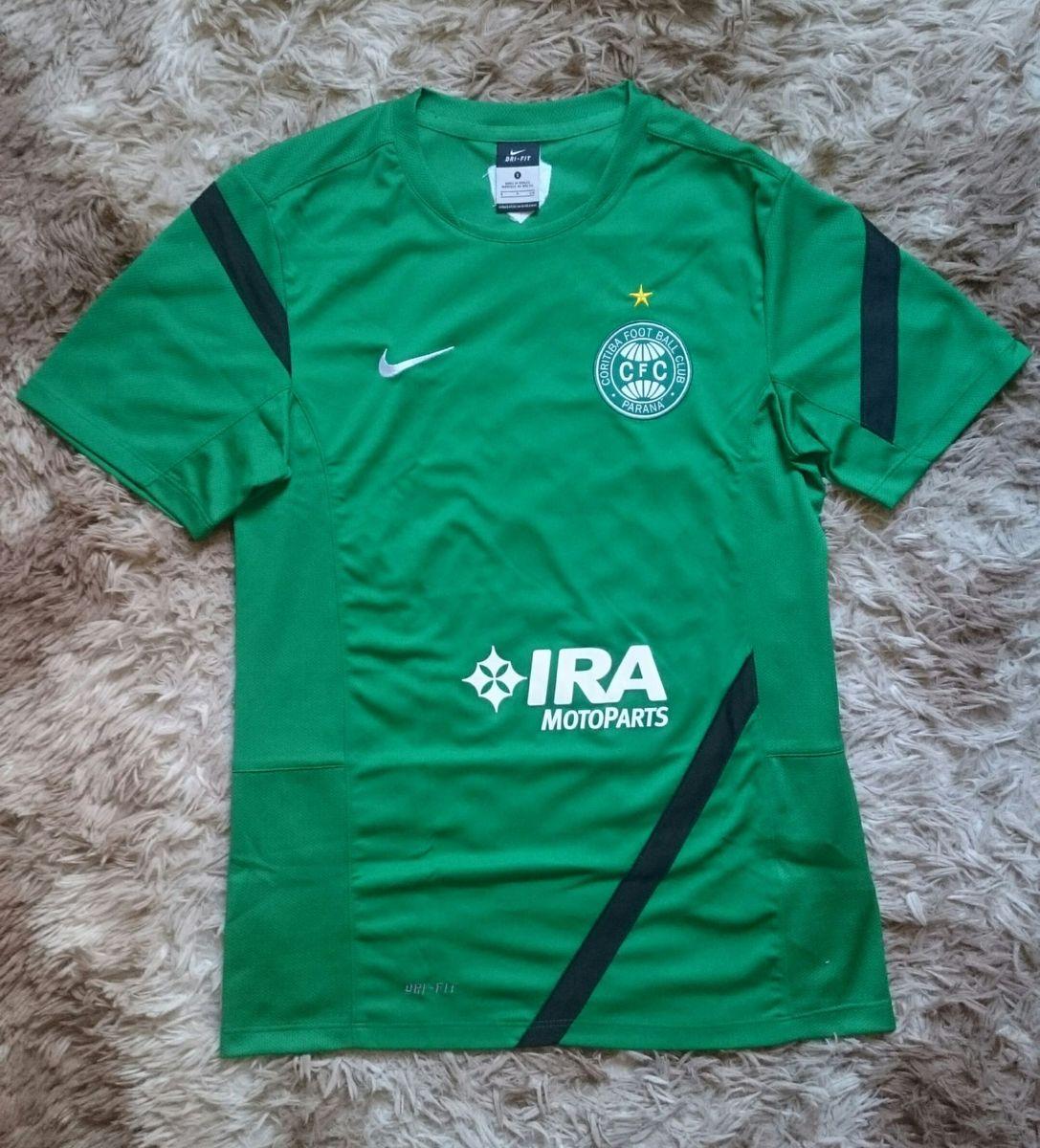 2e3e5c221da9d camisa nike coritiba treino nova e original - camisetas nike