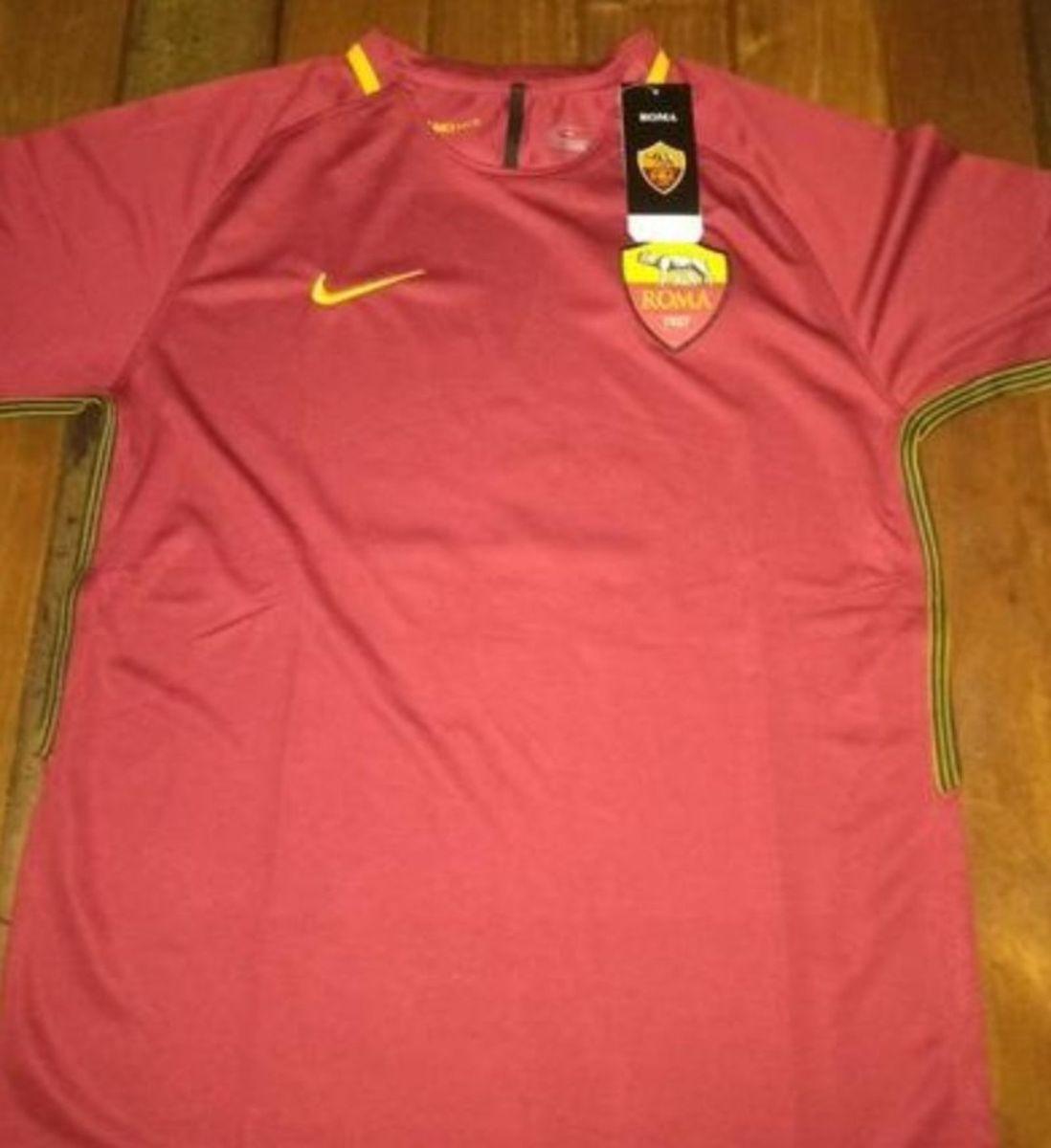 23d077a284 camisa nova roma 17 18 + bone f1 gratis - esportes nike