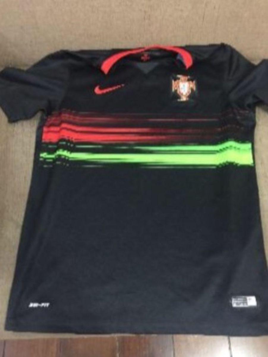 camisa oficial da seleção de portugal - esportes camisa de futebol 3f07843e74ac7