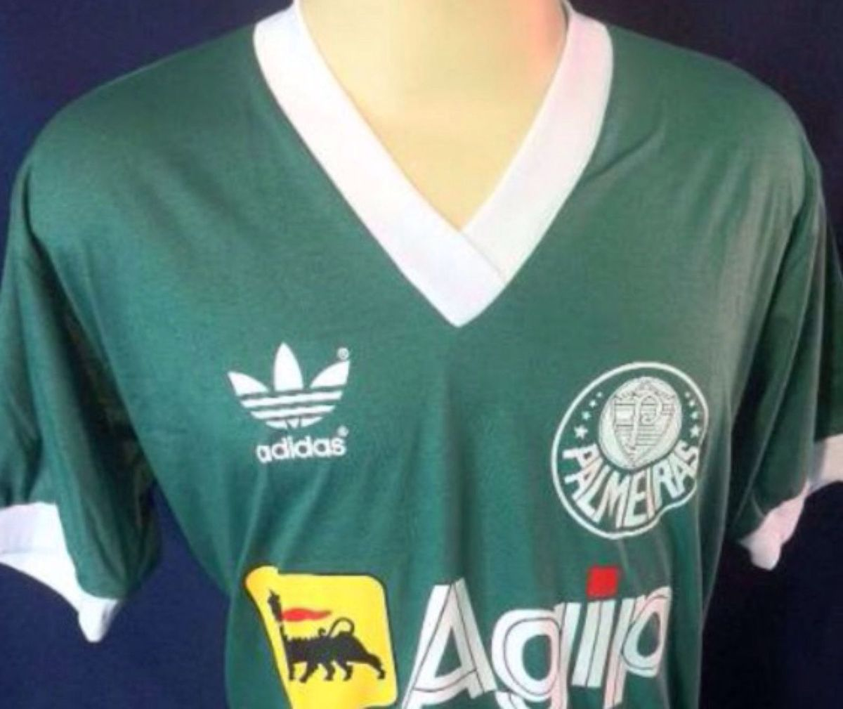 camisa palmeiras retrô anos 80 adidas - esportes adidas 0d06f96c8f2b7