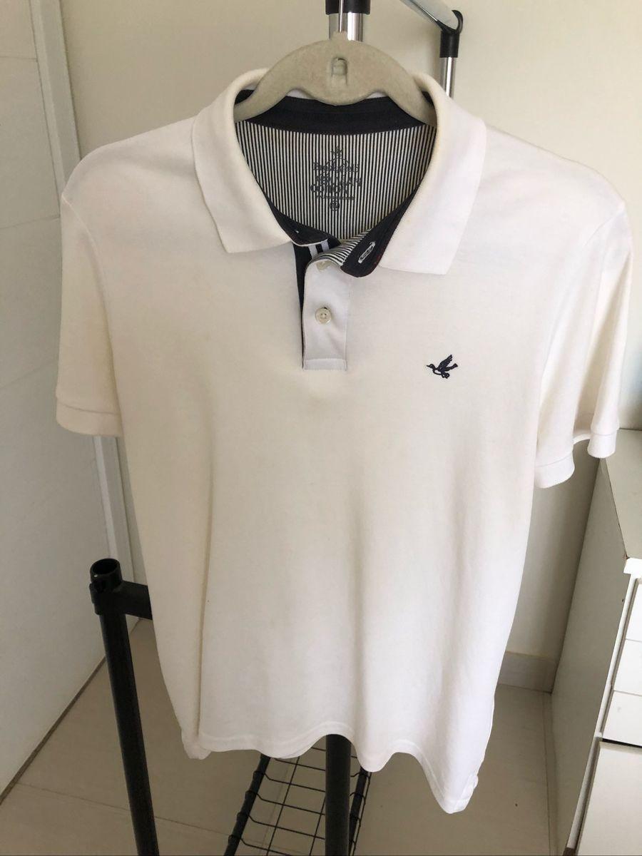 2673204b1e7 camisa polo branca brooksfield junior - menino brooksfield junior
