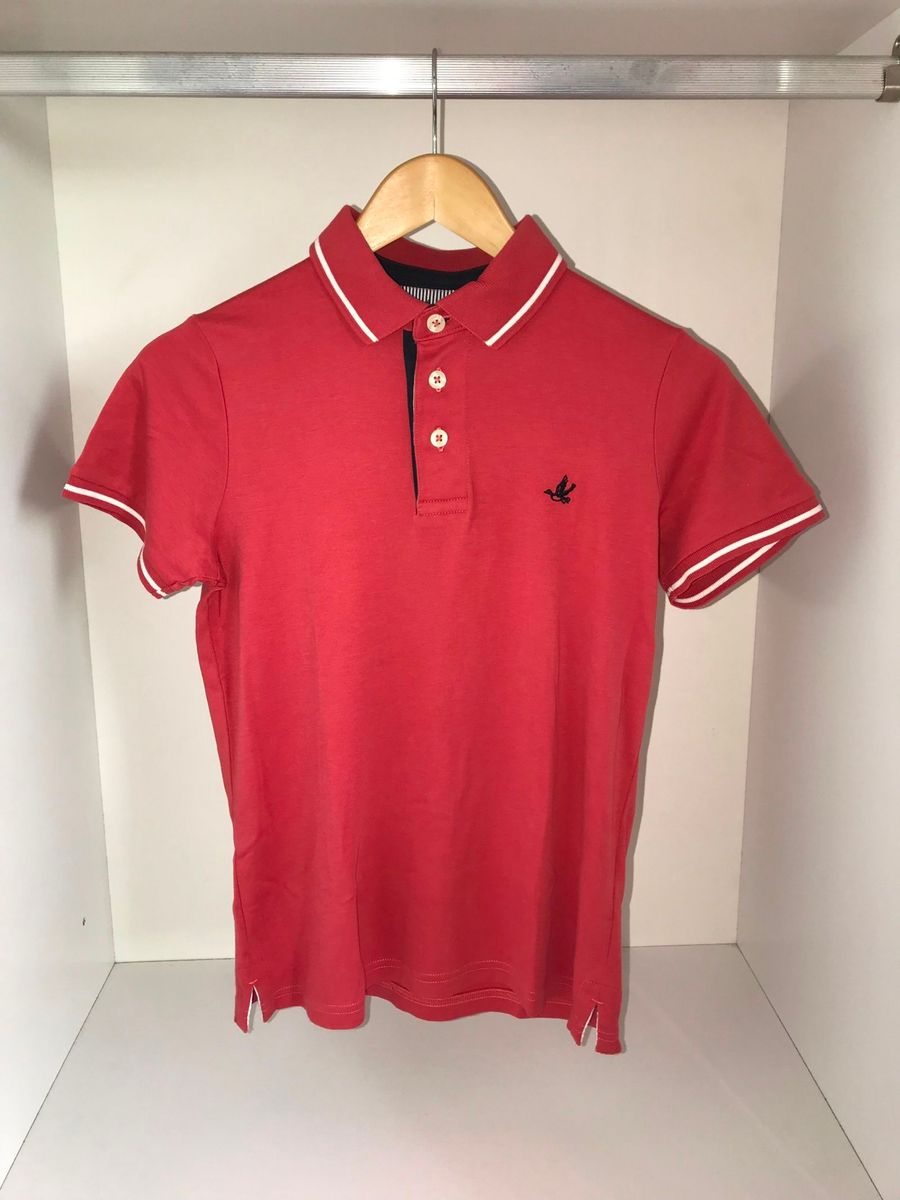 6ba6cc72bd camisa polo brooksfield 10 anos - menino brooksfield