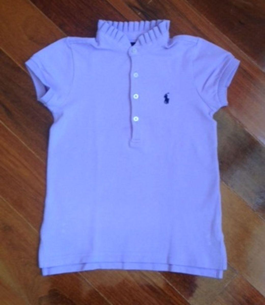 camisa polo ralph lauren - kids - menina ralph lauren 0520a5eb6e2