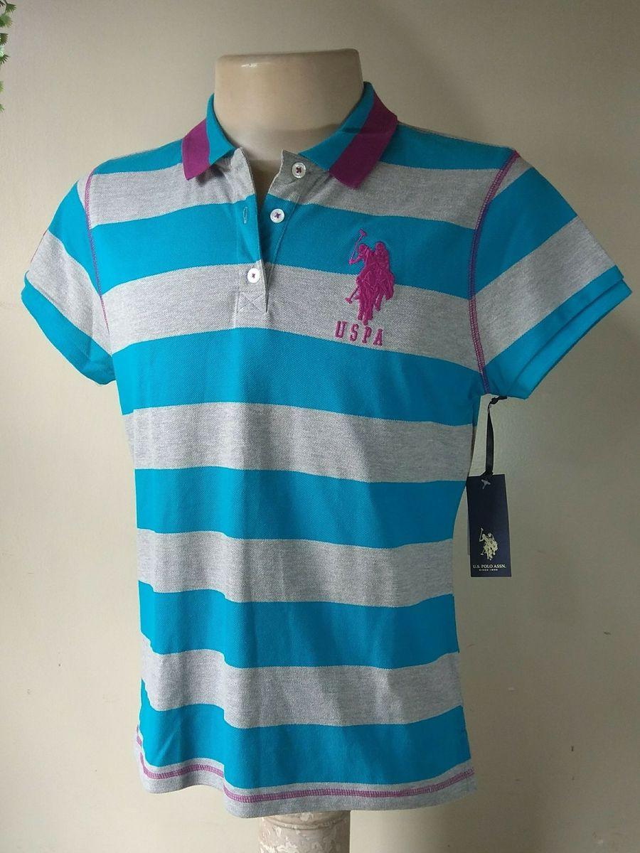 6221a84281 4b9f1084521 camisa polo importada u.s.polo assn. original gg - camisas u.s. polo assn  70039d5c02c Camisa Polo Ralph Lauren Listrada ...