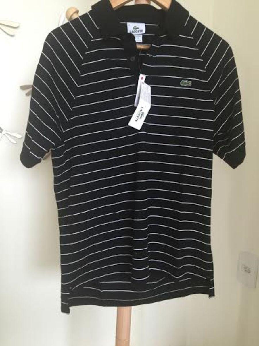367108c668c camisa polo lacoste 100% original importada numero 3 slimfit - camisas  lacoste