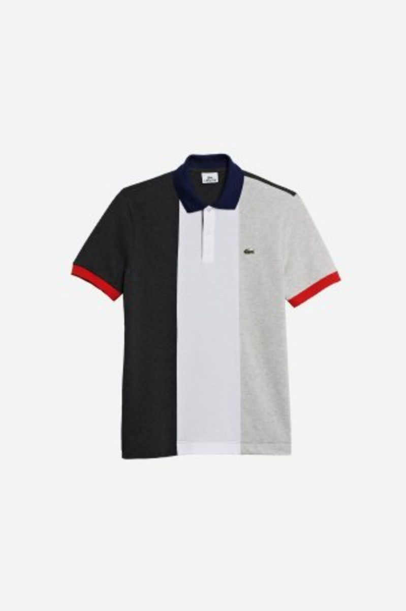 e5ac5ace659 camisa polo lacoste países frança - camisas lacoste
