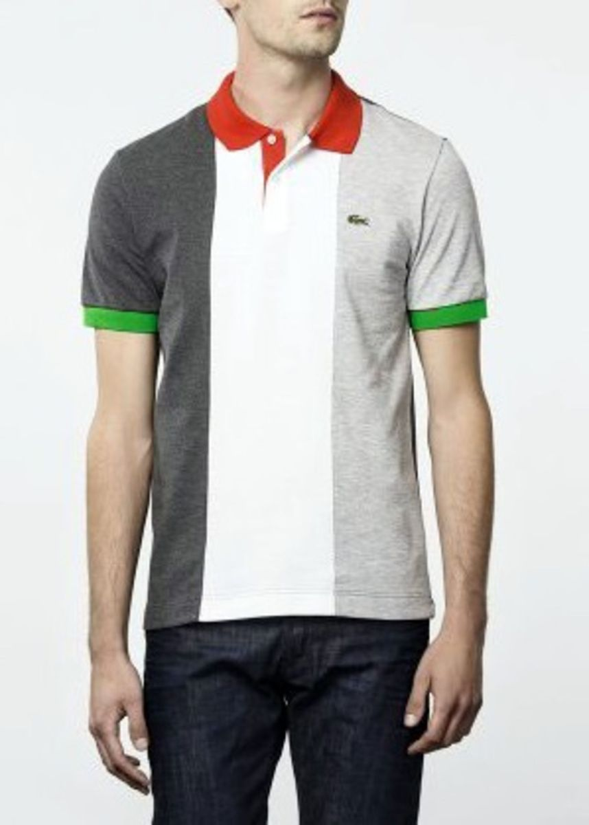 74467768933 camisa polo lacoste países italia - camisas lacoste