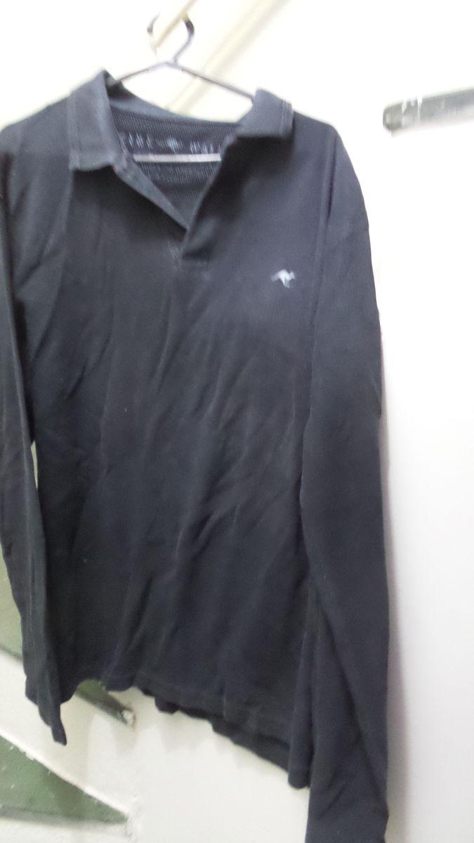 5ce8a07bee camisa polo manga longa da side walk - camisas side walk