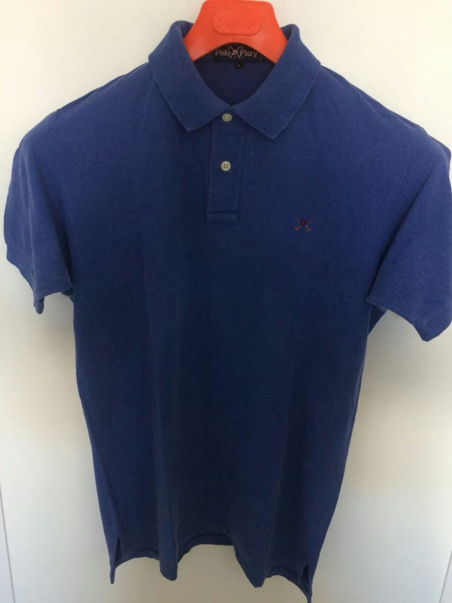 Camisa Polo 3309f2905f415