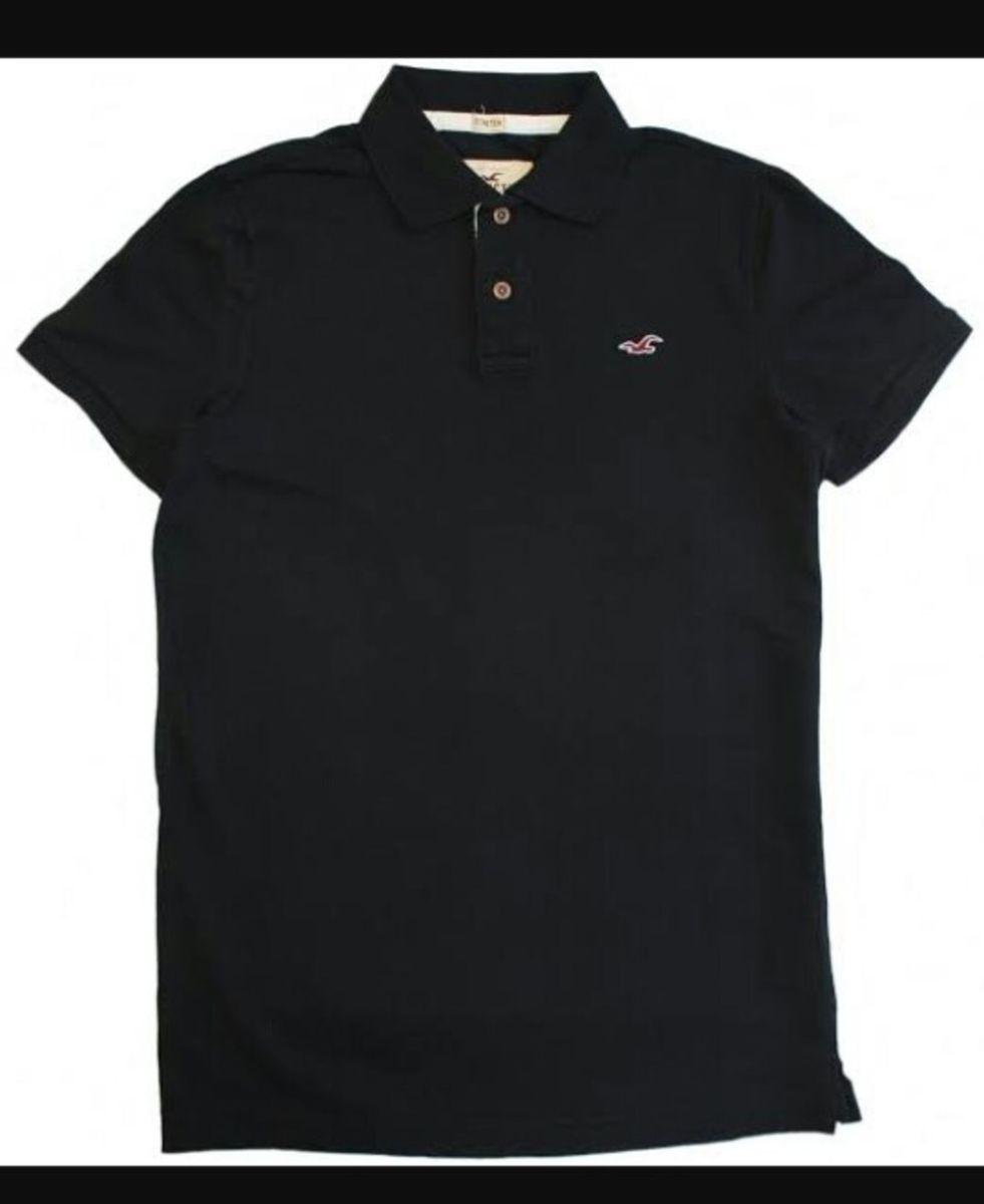 camisa polo preta hollister - camisas hollister.  Czm6ly9wag90b3muzw5qb2vplmnvbs5ici9wcm9kdwn0cy81mtm5ntkzlzixytvmyjjjy2e1mgqyzwrlmjg5zdfhoti3yzy0odkzlmpwzw 9d9fb9c103a71