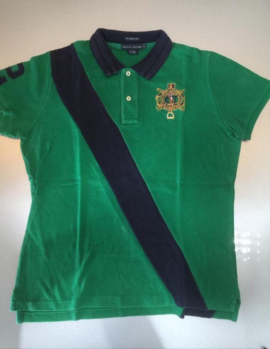 camisa polo ralph lauren feminina - blusas polo ralph lauren 746db2d40c380